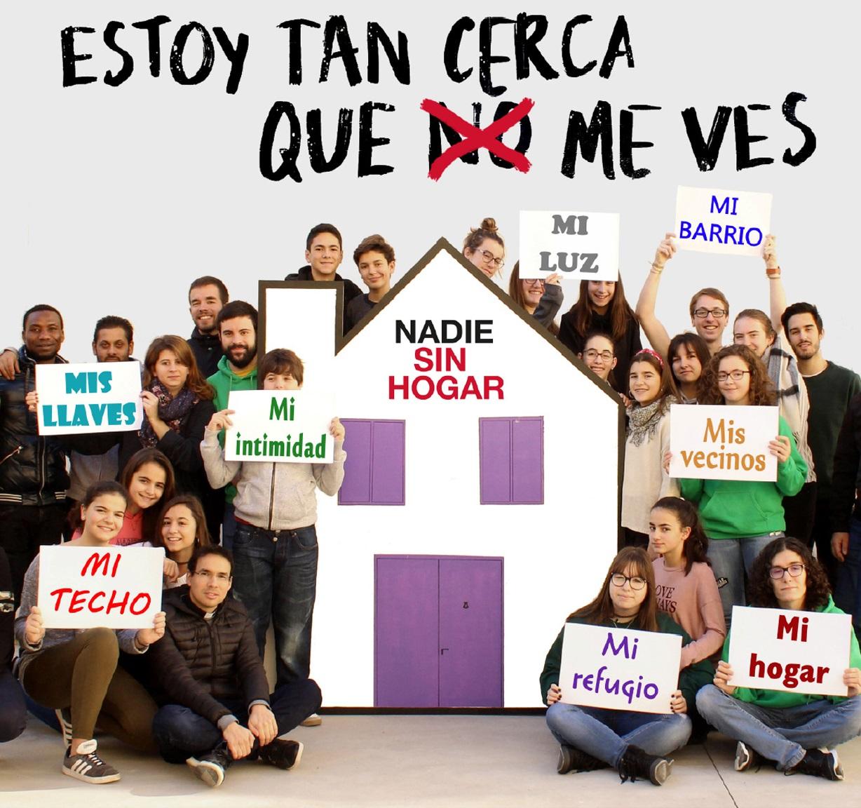 Diálogo para afrontar la situación de las personas sin hogar en Huesca