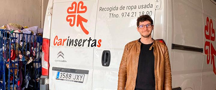 Carinsertas colabora con el programa «Reincorpora»