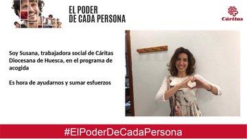 Día de la Caridad en Cáritas Huesca