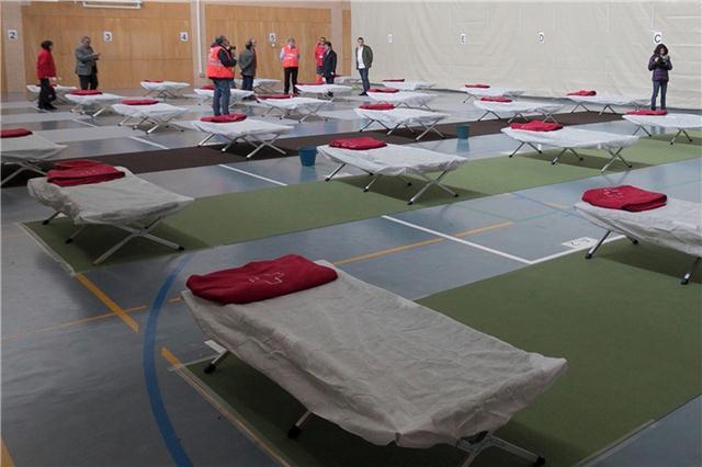 Voluntariado al servicio de personas sin techo, en tiempo de pandemia
