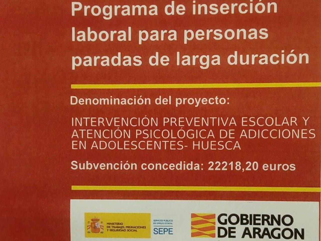 El Gobierno de Aragón apoya el Centro de Solidaridad interdiocesano con 22.218,20 €