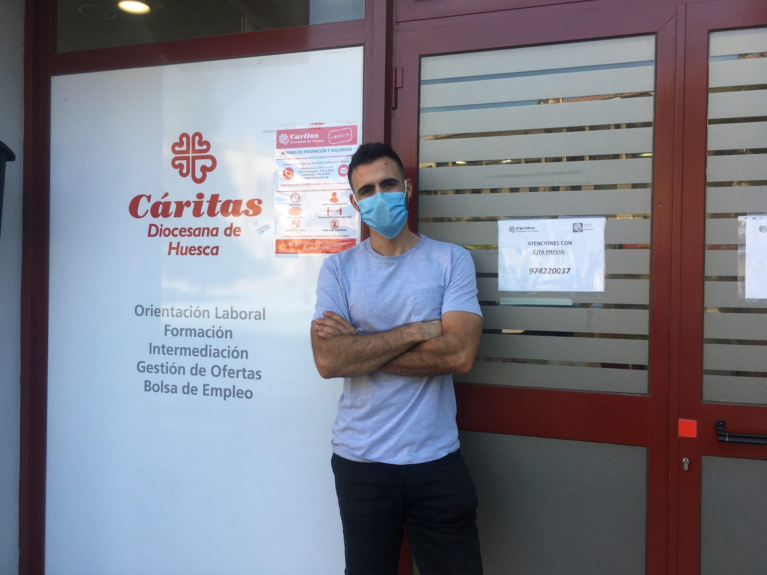 La Agencia de Colocación de Cáritas, nexo entre los trabajadores y las empresas