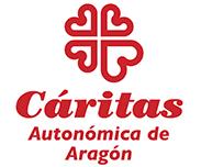 Logotipo Cáritas Aragón