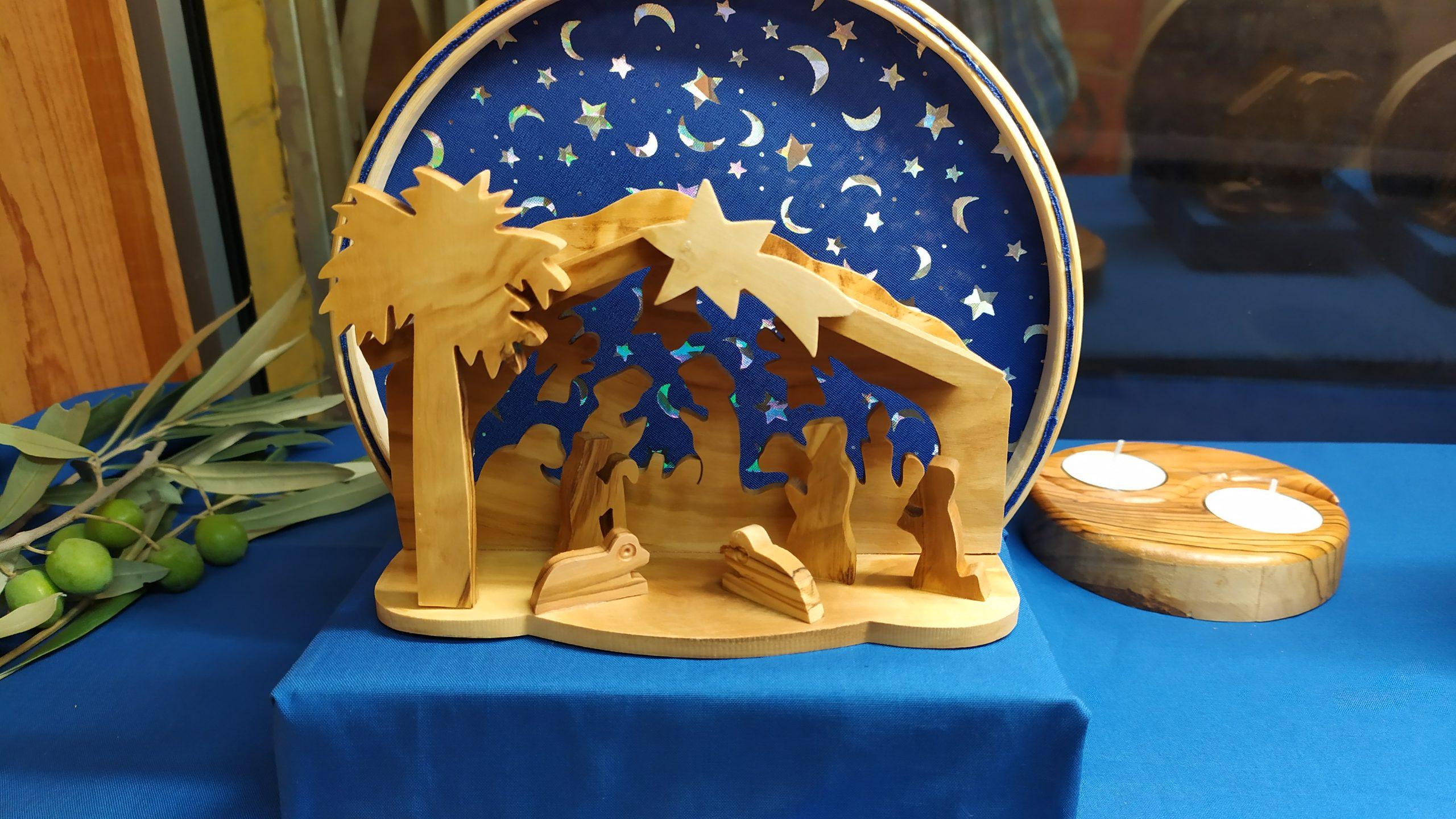 Cáritas Huesca desea con un villancico una Feliz Navidad