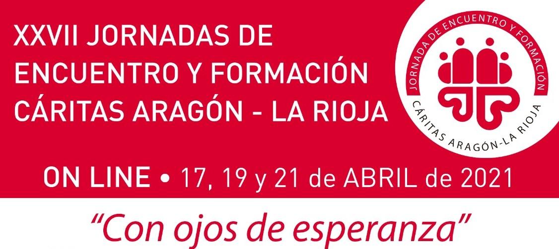 La Jornada de Cáritas Aragón-La Rioja se adapta a los tiempos de la COVID