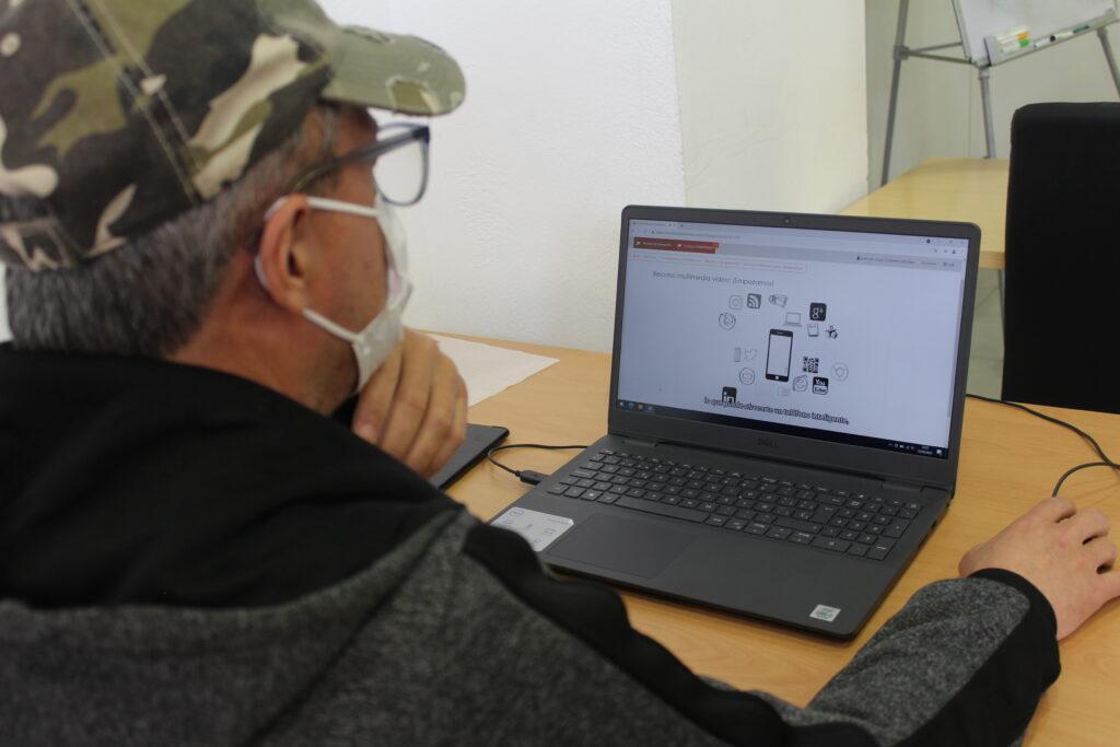 Trabajando en digital