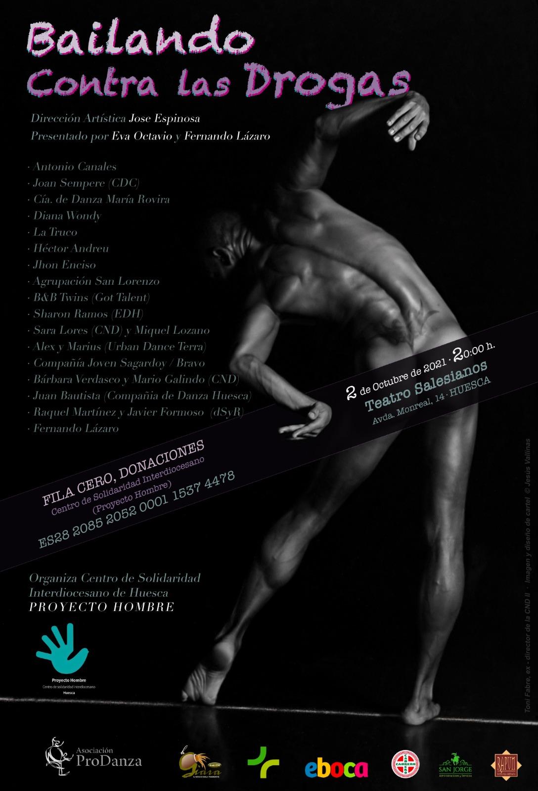 «Bailando contra las drogas» desde el Centro de Solidaridad